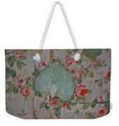 Dusty Roses Weekender Tote Bag