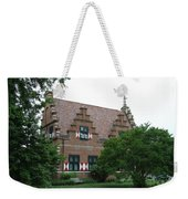 Dutch Building - Henlopen Weekender Tote Bag