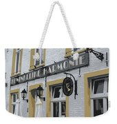 Dutch Cafe - Digital Weekender Tote Bag