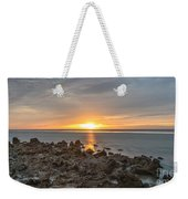 Dutch December Beach 002 Weekender Tote Bag