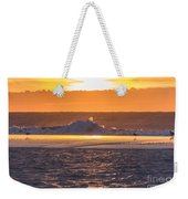 Dutch December Beach 003 Weekender Tote Bag