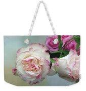 Dutch Frilled Roses Weekender Tote Bag