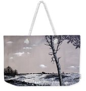 Dutch Heathland Weekender Tote Bag