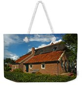 A Home In The Netherlands  Weekender Tote Bag