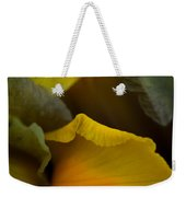 Dutch Iris Bronze Beauty 2 Weekender Tote Bag