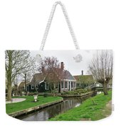 Dutch Village 2 Weekender Tote Bag