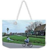 Dutch Village Weekender Tote Bag