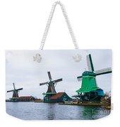 Dutch Windmills 1 Weekender Tote Bag