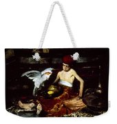 Duveneck: Turkish, 1876 Weekender Tote Bag