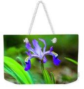 Dwarf Crested Iris Weekender Tote Bag
