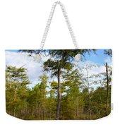 Dwarf Cypress Tree Weekender Tote Bag