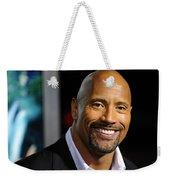 Dwayne Johnson Weekender Tote Bag