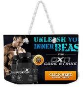 Dxn Code Strike Weekender Tote Bag