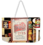 Dy-o-la Dyes Weekender Tote Bag