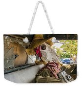 Dying For The Shot Weekender Tote Bag