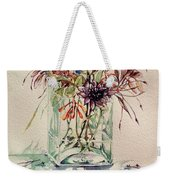 Dying Meadow Weekender Tote Bag