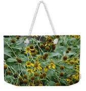 Dying Sun Flowers Weekender Tote Bag