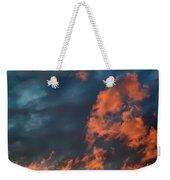 Dynamic Sky Weekender Tote Bag