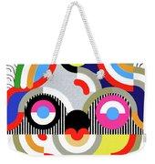 E Motion - Princess Face 1 Weekender Tote Bag