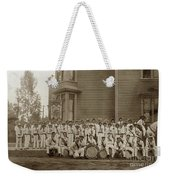 Eagle Band's Drum Corps. Native Sons Of The Golden West  Circa 1908 Weekender Tote Bag