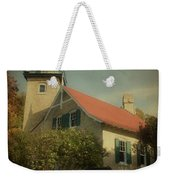 Eagle Bluff Lighthouse Weekender Tote Bag