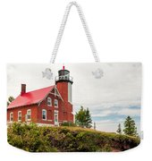 Eagle Harbor Lighthouse Weekender Tote Bag