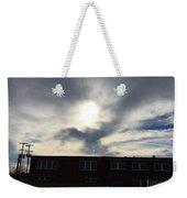 Eagle Cloud In The Carolina Sky Weekender Tote Bag