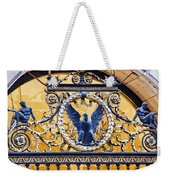 Eagle In The Middle Weekender Tote Bag