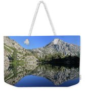 Eagle Lake Wilderness Weekender Tote Bag