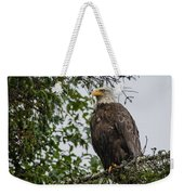 Eagle Feet Weekender Tote Bag