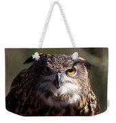 Eagle Owl 3 Weekender Tote Bag