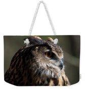 Eagle Owl 4 Weekender Tote Bag