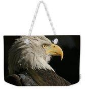 Eagle Profile 1 Original Photo Weekender Tote Bag