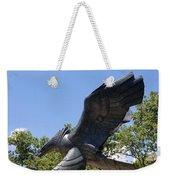 Eagle Statue  Weekender Tote Bag