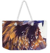Eagle's Head Weekender Tote Bag