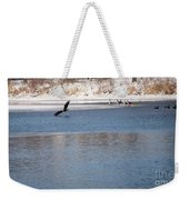 Eagles On The Fox - 1 Weekender Tote Bag