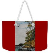 Eagles Point Weekender Tote Bag