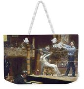 Eakins: Between Rounds Weekender Tote Bag by Granger