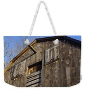 Early American Barn Weekender Tote Bag
