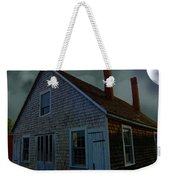 Early American Moonlight Weekender Tote Bag