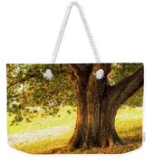 Early Autumn Oak Weekender Tote Bag
