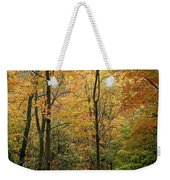 Early Autumn Weekender Tote Bag
