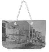 Early Aviation Weekender Tote Bag