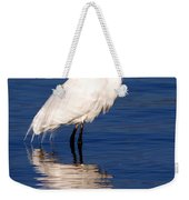 Early Bird Photograph Weekender Tote Bag