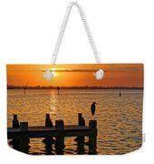 Early Birds Weekender Tote Bag