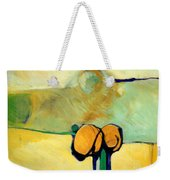 Early Blob 2 Jump Rope Weekender Tote Bag