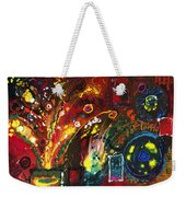 Early Bouquet Weekender Tote Bag