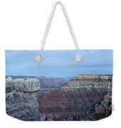Early Evening At Grand Canyon No. 2 Weekender Tote Bag
