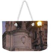 Early Evening In Rome Weekender Tote Bag