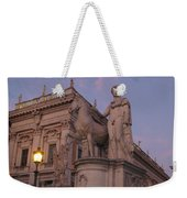 Early Evening Rome Number Two Weekender Tote Bag